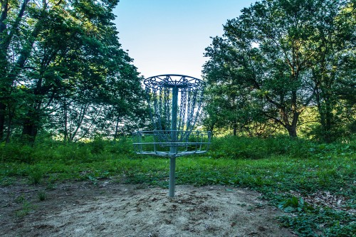 Disc Golf Course at Skare Park