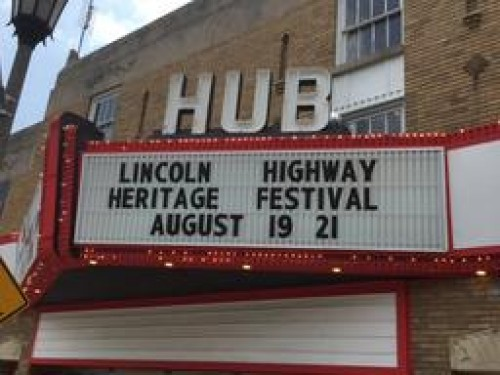 Lincoln Highway Heritage Festival Weekend!