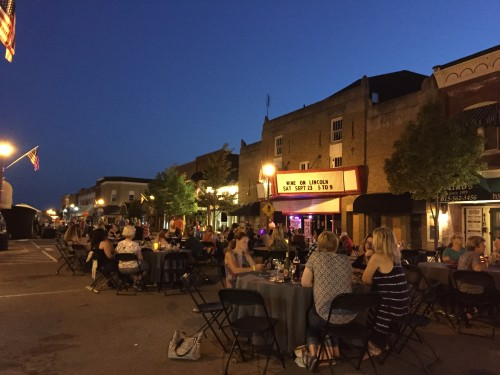 Wine on Lincoln:  Sold Out Success!