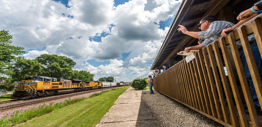 Railfan Appreciation Days