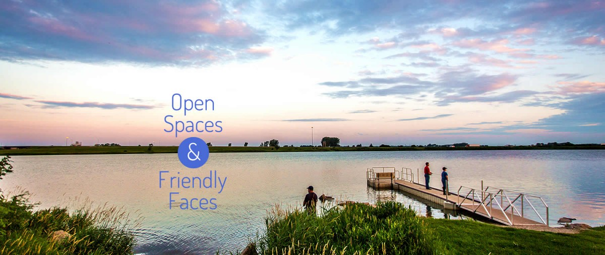 Fishing Open Spaces & Friendly Places